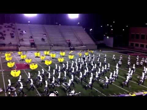 Pride of Broken Arrow 2013 OBA Finals