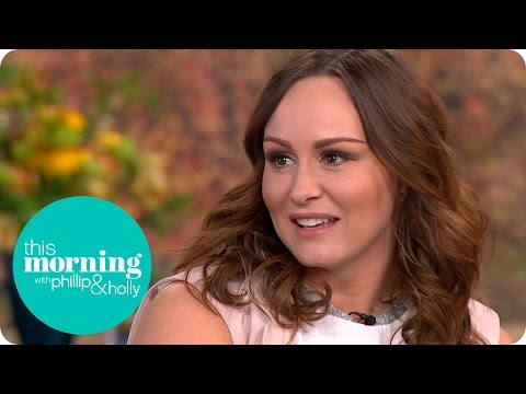 Chanelle Hayes Speaks Out About Her Weight Gain And DVD Opportunities   This Morning