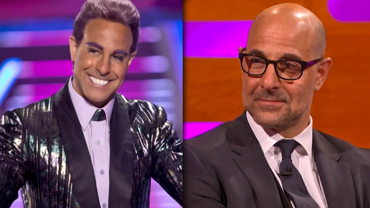 Stanley Tucci draws Hunger Games inspiration from The ... Stanley Tucci Hunger Games