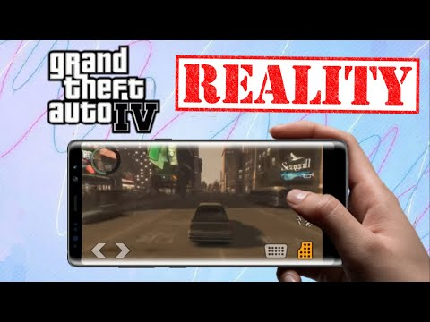 GTA 4 Android || In 2019 || Why GTA 4 Is Not Coming To Android !!!