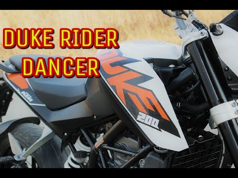 Funny Riders on the Highway -Duke