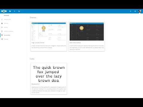 For home users – Nextcloud