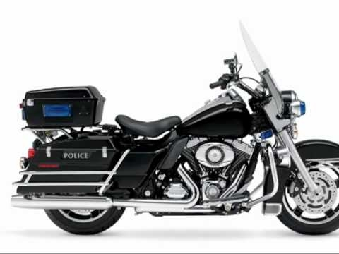 Check The 2011 Harley Davidson Police And Peace Officer