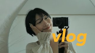 vlog • 일주일 조각 일상 | 요가 수업하는 평범한…