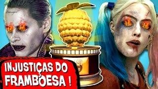 15 INJUSTIÇAS DO FRAMBOESA DE OURO! 🏆 💩