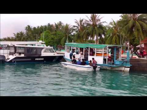 Local Ferry Male To Huraa The Maldives