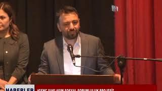"""""""GENÇ YAKLAŞIM SOSYAL SORUMLULUK PROJESİ"""""""