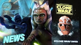 Star Wars The Clone Wars Is Officially Returning With New Episodes