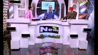 ضحكني شكرا    نشرة أخبار 3 في 1 الكوميدية من قناة المجد الحلقة الأولي