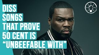 Why Rappers Fear Beefing with 50 Cent