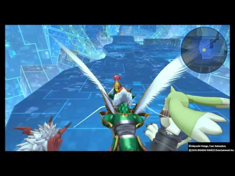 DIGIMON STORY CYBER SLEUTH: Veedramon's Lost Property