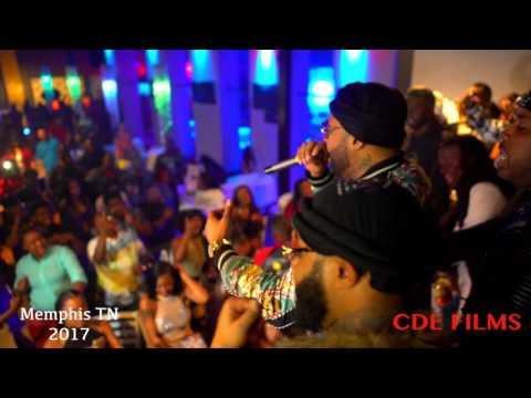 Money Man - Boss up ( Live  MEMPHIS TN ) | by CDE FILMS |