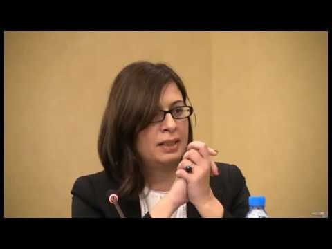 East Mediterranean Gas Prospects: Production and Markets Panel II (2)