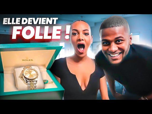 J'OFFRE UNE ROLEX À MA COPINE POUR NOEL (Vidéo FAQ)