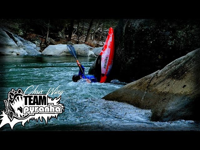 Chris Wing - Pyranha Kayaks Ripper