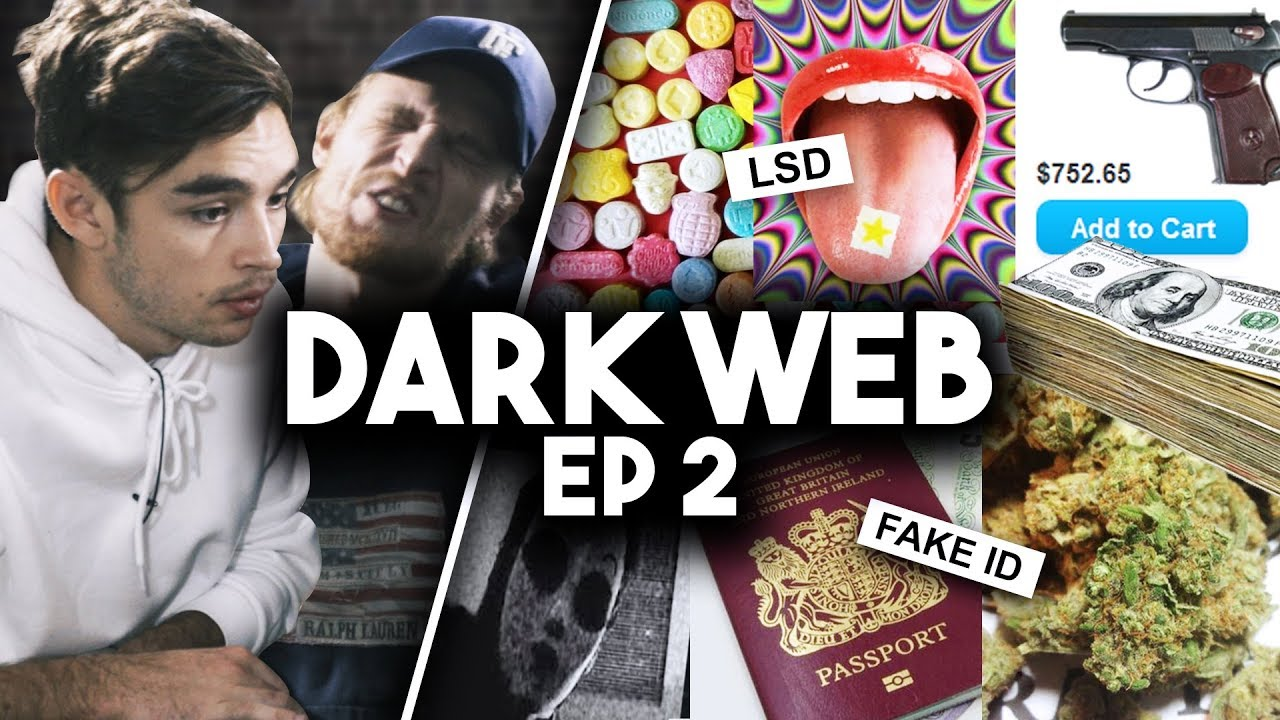 TORTYR, FAKE PASS, SJUKA VAPEN | DARK WEB 2
