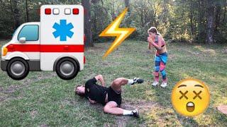 Gimnastika Challenge sa COOL TATOM! Zvali smo hitnu!