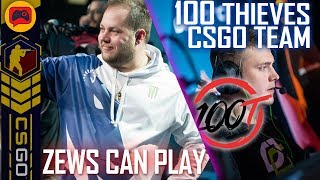 CSGO | 100Thieves Confirmed Return, MAJOR RULE CHANGE FOR MIBR, OpTic Signed or No?