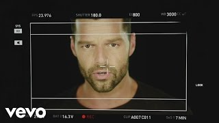 Ricky Martin - Making of Disparo al Corazón Video