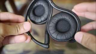 Kinivo BTH240 Bluetooth Headphones hands-on