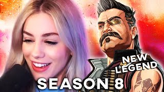 APEX SEASON 8: NEW LEGEND, NEW GUN & MORE! - Stories from the Outlands Trailer Reaction