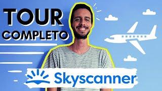 COMO COMPRAR PASSAGEM PELO SKYSCANNER | SITE PASSAGEM AÉREA BARATA screenshot 5
