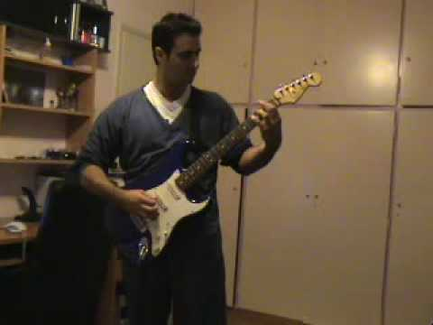 FENDER with a seymour duncan INVADER