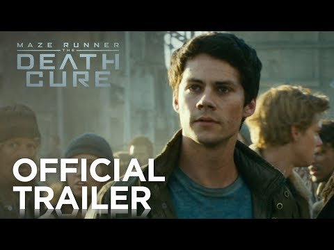 Thumbnail: Maze Runner: The Death Cure | Official Trailer [HD] | 20th Century FOX