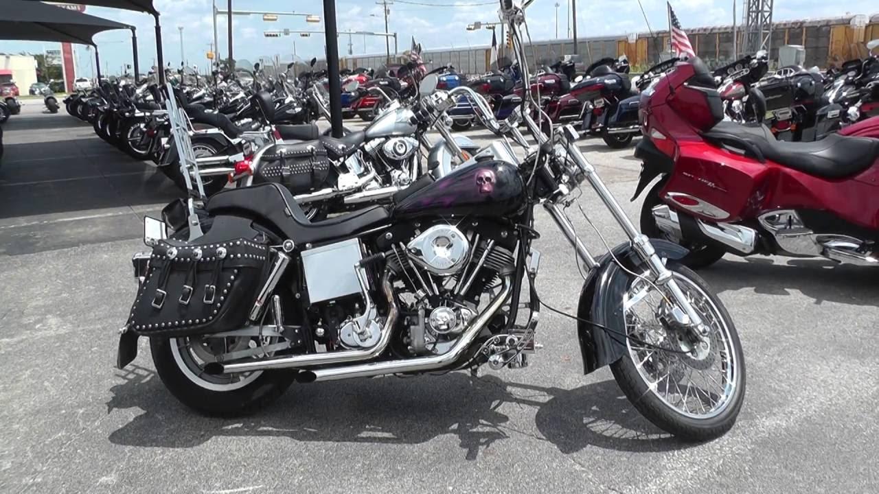 1980 Harley-Davidson FXEF ShovelheadTexas Best Used