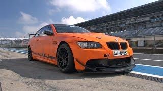 BMW M3 GT4 ONBOARD RIDE at Nürburgring Nordschleife