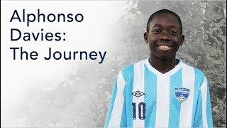 Homegrown Hero: The Journey of Alphonso Davies to Bayern Munich