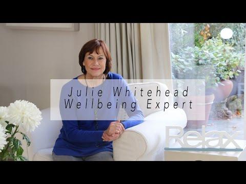 RELAX Wellbeing Expert - Julie | Aromatherapy Associates