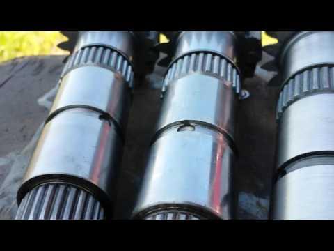 Некачественные запчасти КПП ваз 2109
