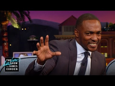 Why Anthony Mackie Stopped Playing Football