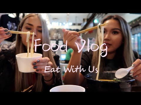 ASIAN FOOD VLOG: Best Foods at Pacific Mall!!!