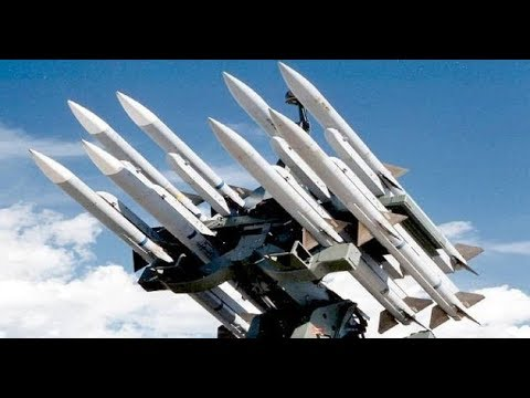U.S mis5ile defense in control of thousands of Russian and Chinese missiles streaming vf