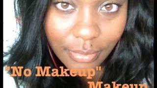 """""""No Makeup"""" Makeup Thumbnail"""