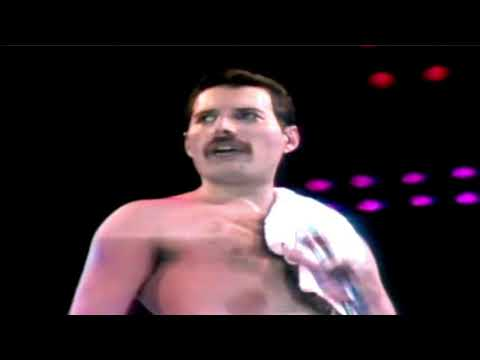 Queen - I Want To Break Free (Live) (Subtitulado)