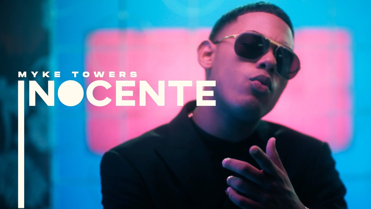 Myke Towers - Inocente (Video Oficial)