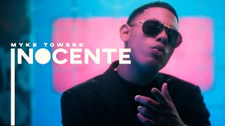 Myke Towers - Inocente ( Official Video )