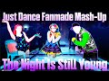 Just Dance - The Night Is Still Young - Nicki Minaj - Fanmade Mash-Up (700+ Subs Special)