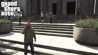 Grass Roots - The Smoke In - GTA V Strangers & Freaks (HD)