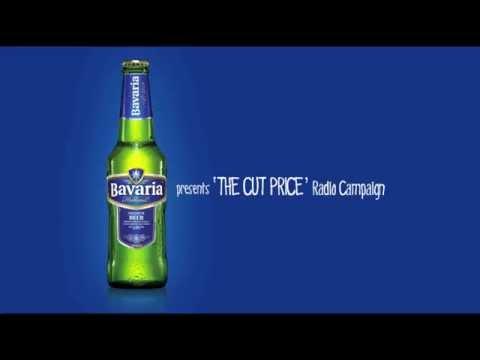 """Bavaria // Radio Campaign // """"Cut price"""" // Supermarket"""