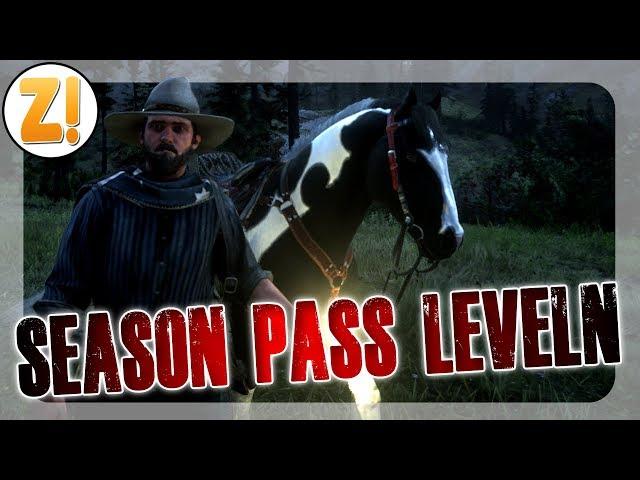 SEASON PASS LEVELN 🐎🔫 | Red Dead Online [RDO]