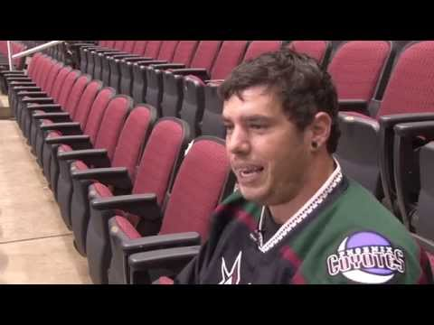 Coyotes fans thrilled to have team back at Gila River