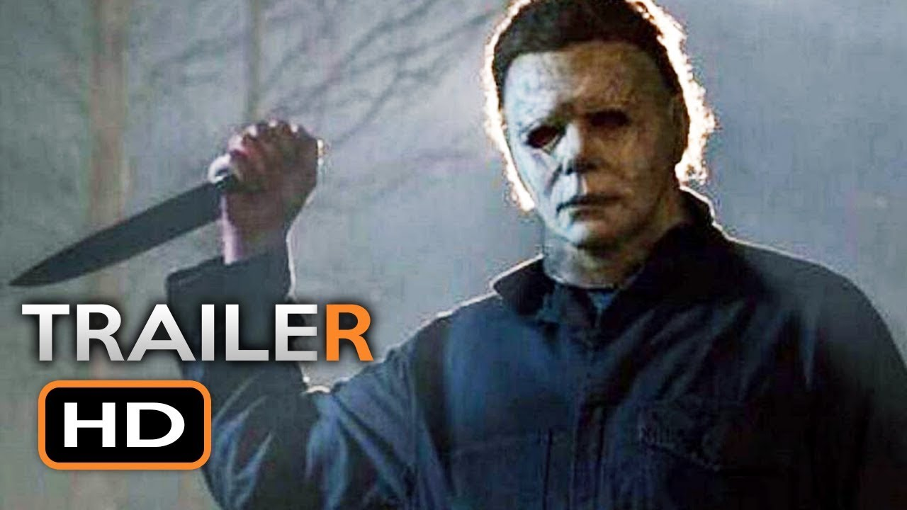 Halloween Official Trailer 1 Teaser 2 2018 Horror Movie