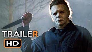Halloween Official Trailer #1 Teaser 2 (2018) Horror Movie HD