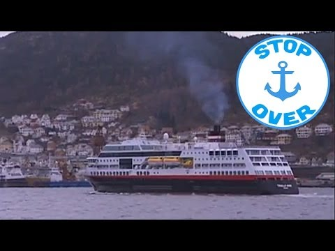 Norway on board the Express Cotier (Hurtigruten) (Documentar