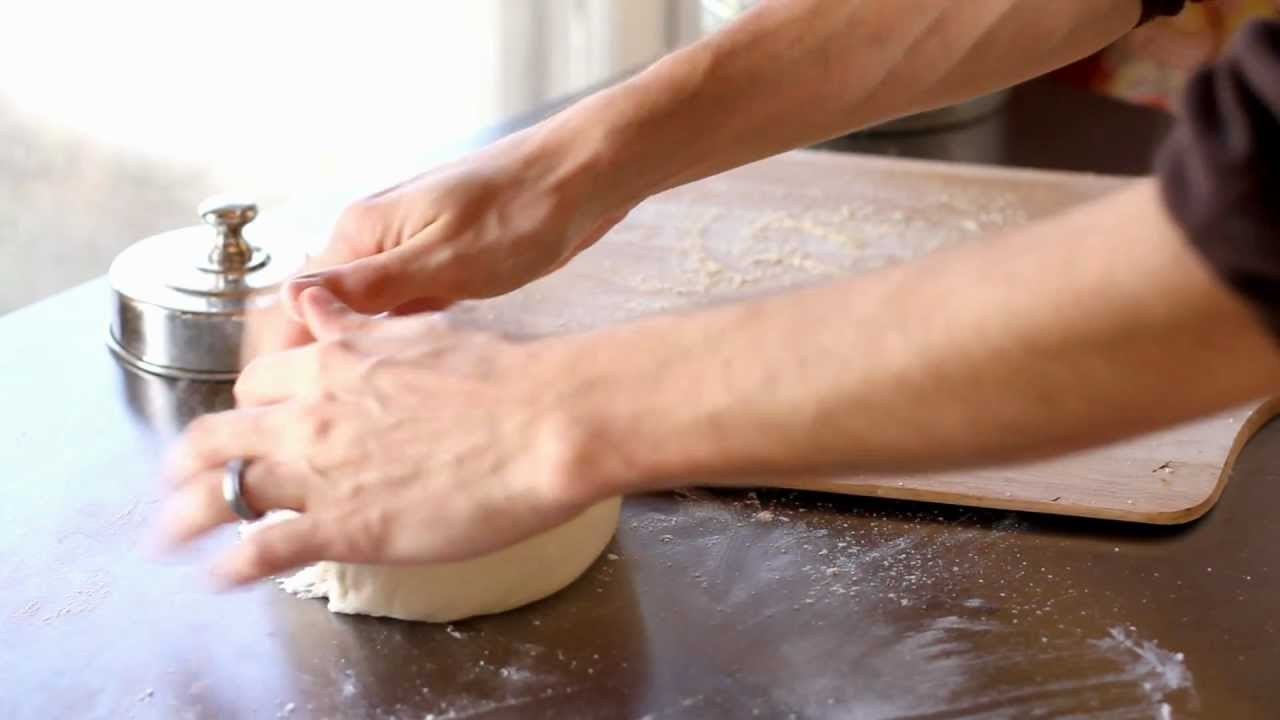 How To Make Homemade Pizza Dough In Your KitchenAid Stand