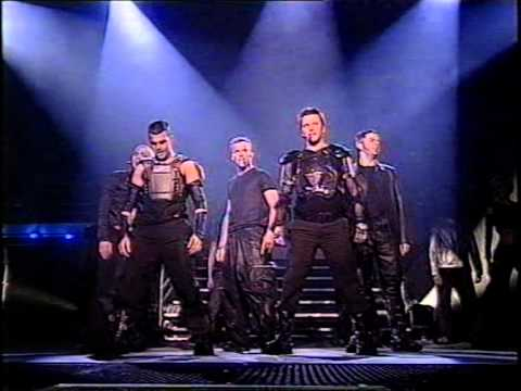 """Five """"If You're Getting Down"""" Smash Hits Awards 1999"""